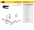 Abstellventil Kunststoff für Schlauch Ø 10 mm mit Manometer, NBR-Dichtungen, Produktinfo zum Herunterladen