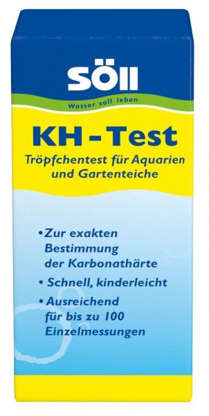 Söll Karbonathärte (KH)-Test