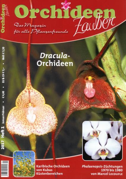 Orchideenzauber 2017 Heft 1