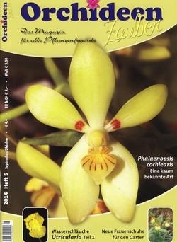 Orchideenzauber 2014 Heft 5