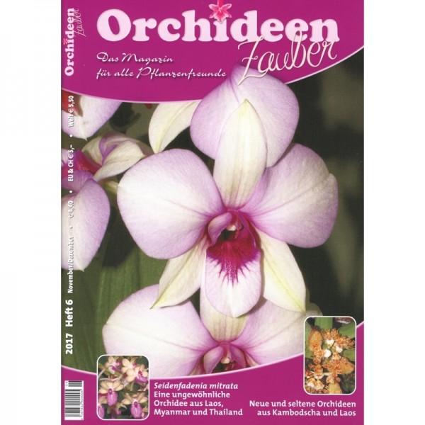 Orchideenzauber 2017 Heft 6