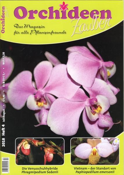 Orchideenzauber 2018 Heft 4