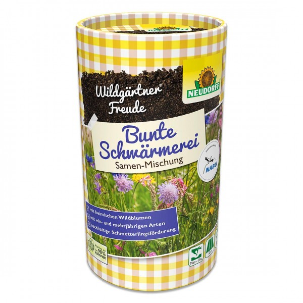 Neudorff WildGärtnerFreude Bunte Schwärmerei