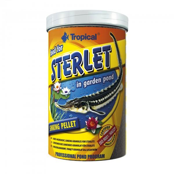 Störfutter TROPICAL Food for Sterlet 1 Liter