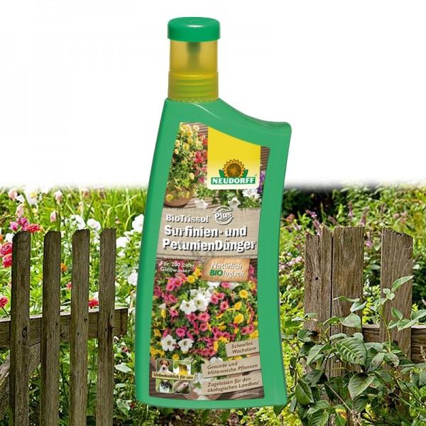 BioTrissol Plus Surfinien-/PetunienDünger 1 Liter