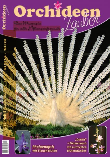 Orchideenzauber 2015 Heft 5