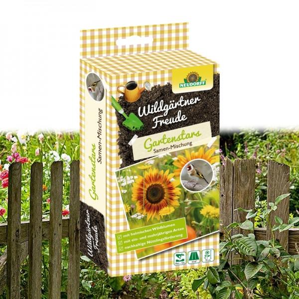 WildGärtnerFreude Gartenstars