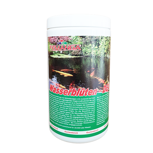 Femanga Wasserblüten-Deaktiv