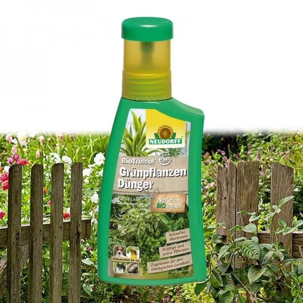 BioTrissol Plus GrünpflanzenDünger 250ml