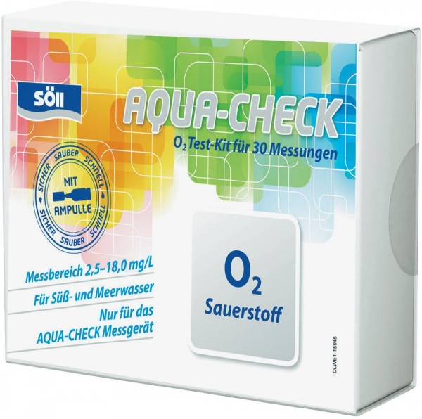 Söll Sauerstoff-Test für AQUA-CHECK
