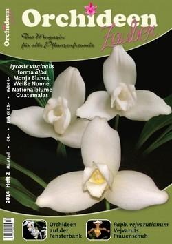 Orchideenzauber 2014 Heft 2