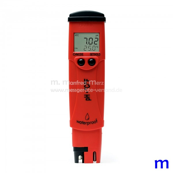 Hanna  pH-Messgerät HI98128 pH-Pocket-Tester pHep 5