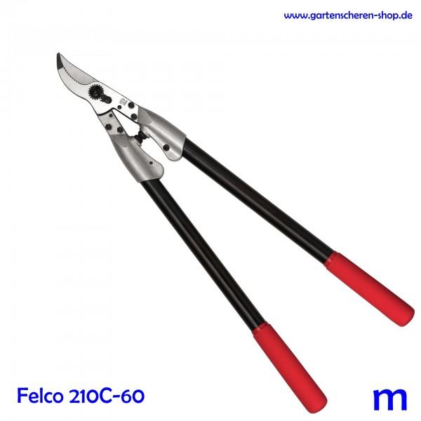 Baumschere aus Karbon Felco 210C-60 mit ziehendem Schnitt