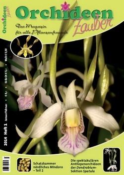 Orchideenzauber 2014 Heft 1