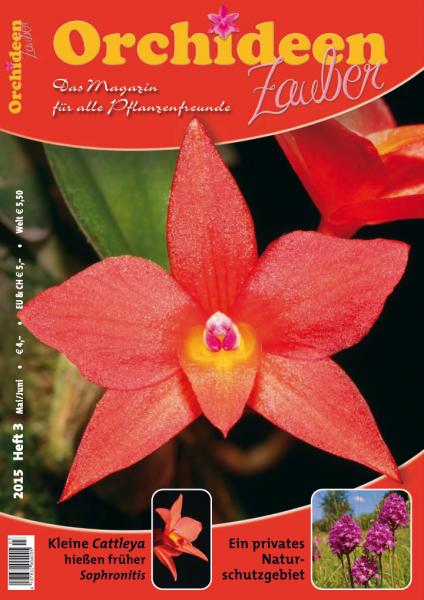 Orchideenzauber 2015 Heft 3