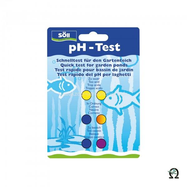 Söll pH-Test - Schnelltest