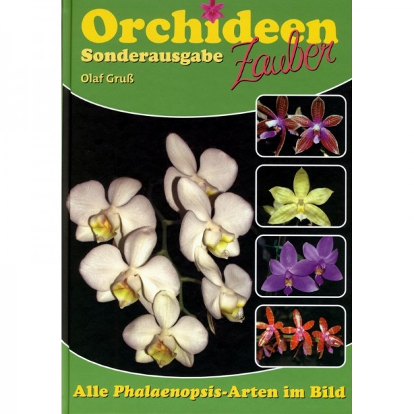 Gruß, Olaf, Alle Phalaenopsis-Arten im Bild
