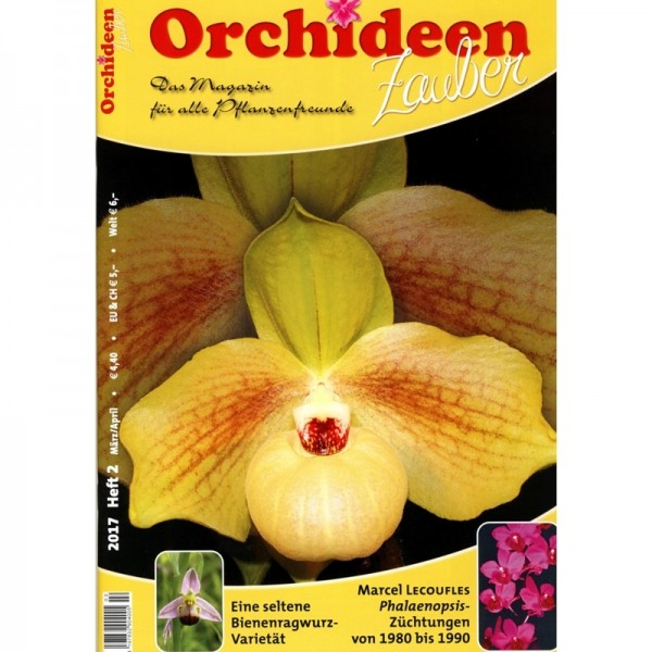 Orchideenzauber 2017 Heft 2