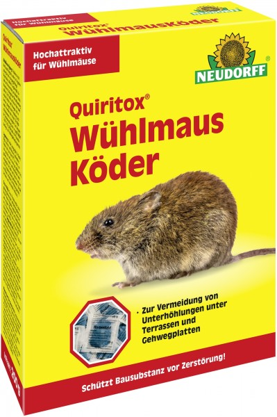 Quiritox WühlmausKöder