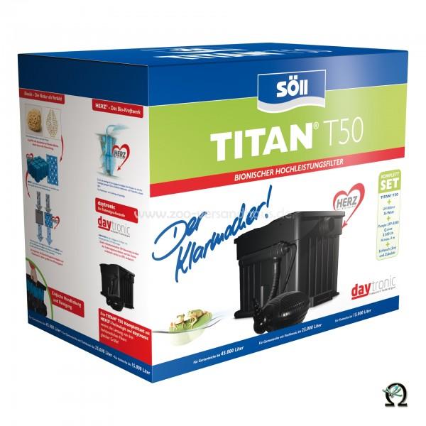 Söll Teichfilterset TITAN T50