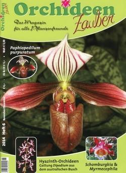 Orchideenzauber 2014 Heft 6