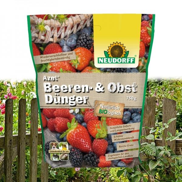 Azet Beeren- und ObstDünger 750g