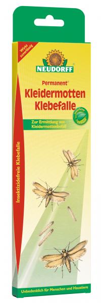 Neudorff Permanent KleidermottenKlebefalle