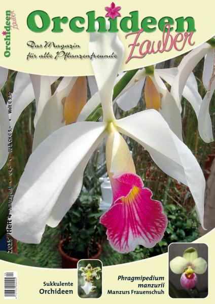 Orchideenzauber 2015 Heft 4