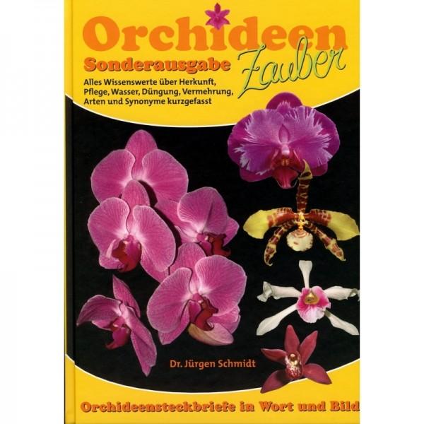 Schmidt, Dr. Jürgen, Orchideensteckbriefe in Wort und Bild