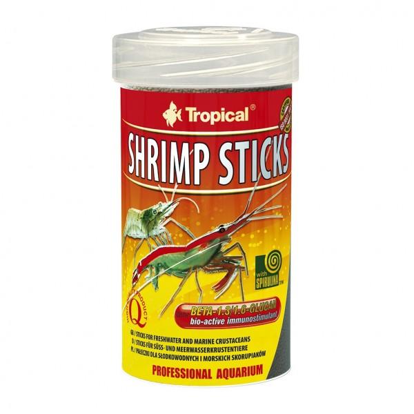 Garnelenfutter Tropical Shrimp Sticks 100 ml