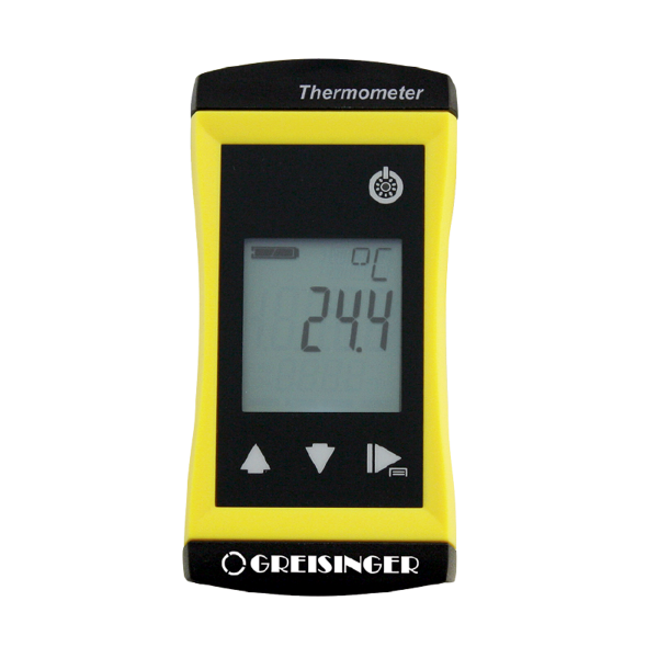 Universalthermometer G 1700 m. BNC Anschluss ohne Fühler