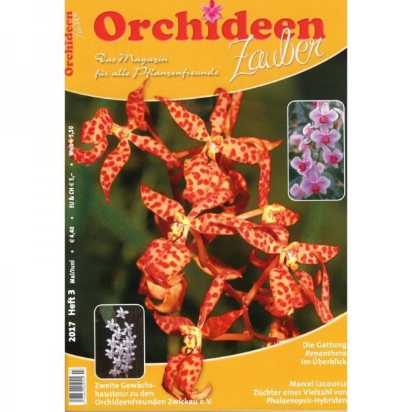 Orchideenzauber 2017 Heft 3