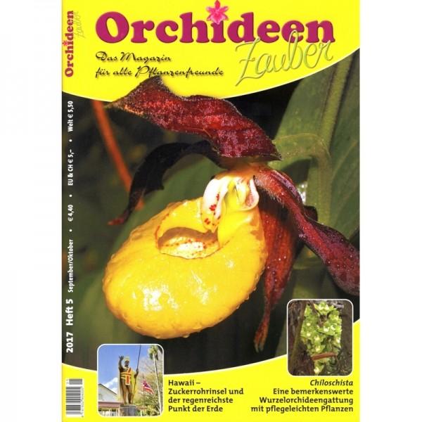 Orchideenzauber 2017 Heft 5