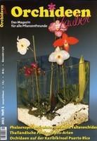Orchideenzauber 2011 Heft 1